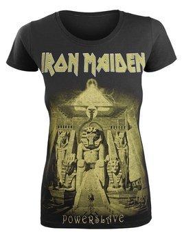koszulka na ramiączkach IRON MAIDEN - GRUNGE LOGO