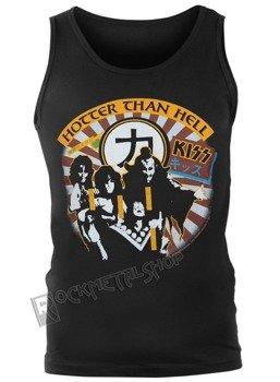 koszulka na ramiączkach KISS - HOTTER THAN HELL