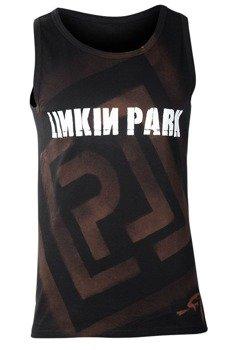 koszulka na ramiączkach LINKIN PARK barwiony
