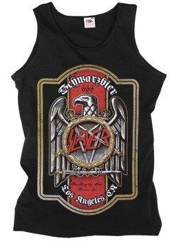 koszulka na ramiączkach SLAYER - SHWARZBIER