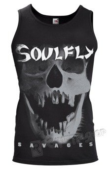 koszulka na ramiączkach SOULFLY - SAVAGES