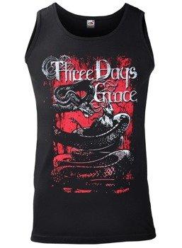 koszulka na ramiączkach THREE DAYS GRACE