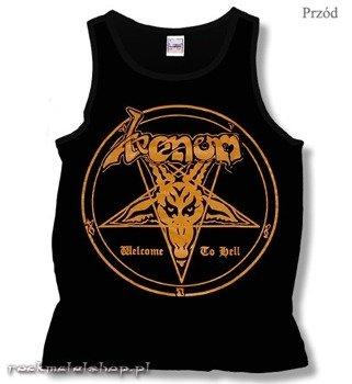 koszulka na ramiączkach VENOM - WELCOME TO HELL