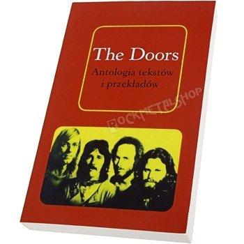 książka THE DOORS. ANTOLOGIA TEKSTÓW I PRZEKŁADÓW