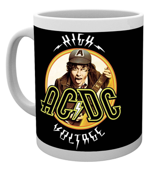 kubek AC/DC - HIGH VOLTAGE