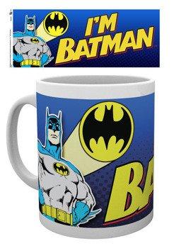 kubek BATMAN COMIC - I'M BATMAN BOLD