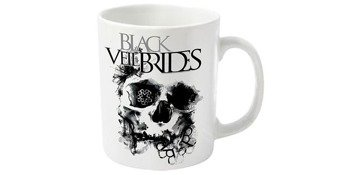kubek BLACK VEIL BRIDES - SKULLOGRAM