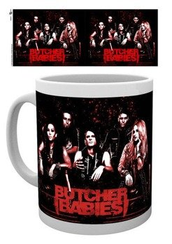 kubek BUTCHER BABIES - GROUP
