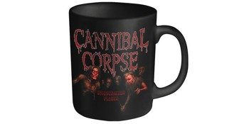 kubek CANNIBAL CORPSE - EVISCERATION