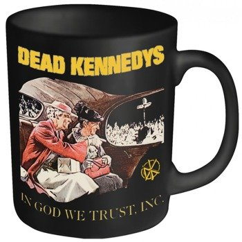 kubek DEAD KENNEDYS - IN GOD WE TRUST