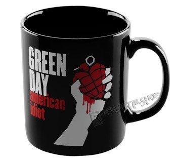 kubek GREEN DAY - AMERICAN IDIOT