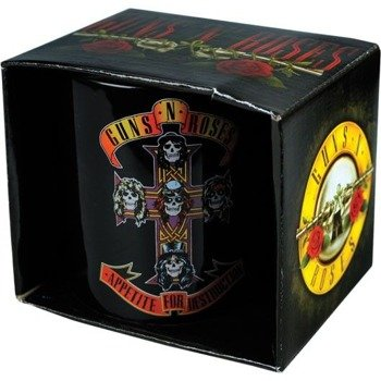 kubek GUNS N´ ROSES - APPETITE FOR DESTRUCTION