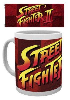 kubek STREET FIGHTER - LOGO