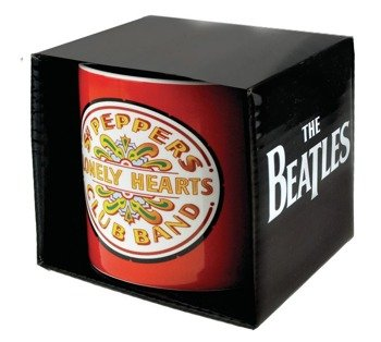 kubek THE BEATLES - SGT. PEPPER'S mini espresso 100 ml