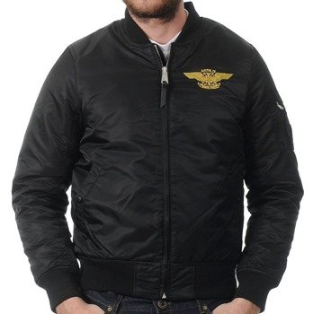 kurtka WEST COAST CHOPPERS - MA1 ASSAULT JACKET black