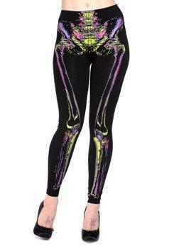 legginsy BANNED - LEG BONES