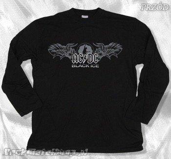 longsleeve AC/DC - BLACK ICE