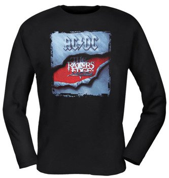 longsleeve AC/DC - THE RAZORS EDGE
