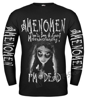 longsleeve AMENOMEN - NIGHTMARE (OMEN076LO)