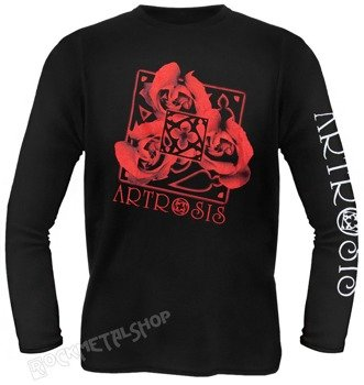 longsleeve ARTROSIS - RED ROSE