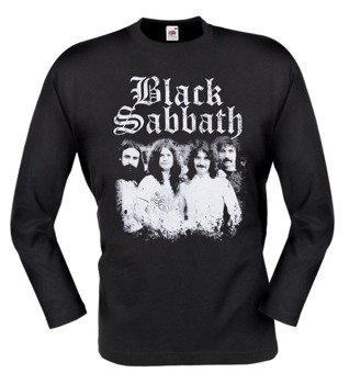 longsleeve BLACK SABBATH - BAND