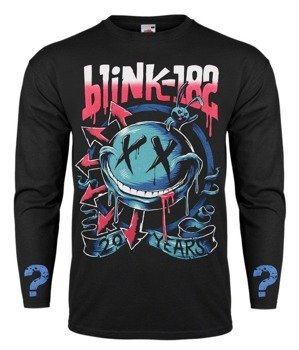 longsleeve BLINK 182 - 20 YEARS