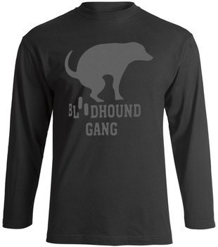 longsleeve BLOODHOUND GANG - BLACK