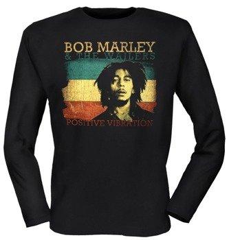 longsleeve BOB MARLEY - POSITIVE VIBRATION