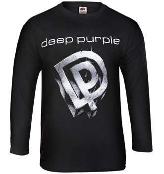 longsleeve DEEP PURPLE - LOGO