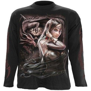 longsleeve DRAGON PRINCESS