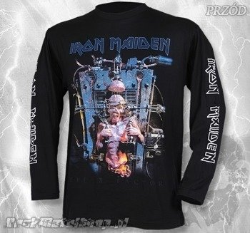 longsleeve IRON MAIDEN - THE X FACTOR