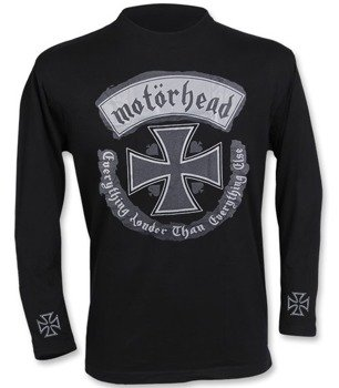 longsleeve MOTORHEAD - EVERYTHING LOUDER THAN EVERYTHING ELSE