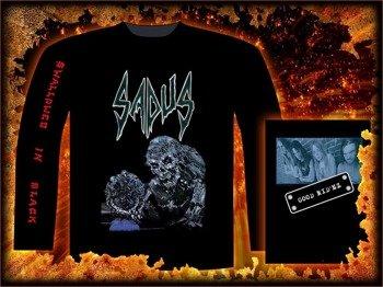 longsleeve SADUS - SWALLOWED IN BLACK