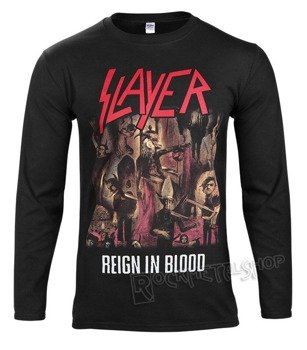 longsleeve SLAYER - REIGIN IN BLOOD