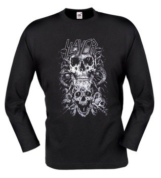 longsleeve SLAYER - SKULL