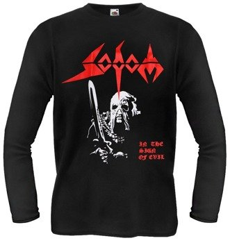 longsleeve SODOM - IN THE SIGN OF EVIL