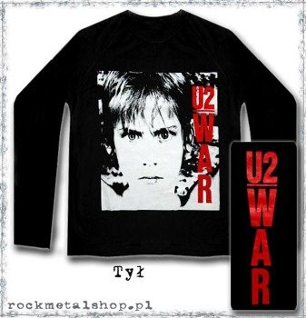 longsleeve U2 - WAR