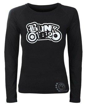 longsleeve dziewczęcy BLINK 182 - LOGO