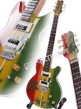 miniaturka gitary BOB MARLEY - MARIJUANA STYLE