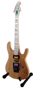miniaturka gitary JASON BECKER - PARADISE SIGNATURE SERIES