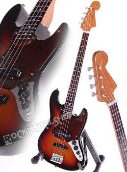 miniaturka gitary LED ZEPPELIN - JOHN PAUL JONES: JAZZ BASS