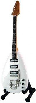 miniaturka gitary ROLLING STONES -  BRIAN JONES - TEARDROP