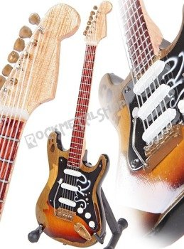 miniaturka gitary STEVIE RAY VAUGHAN: NUMBER ONE STRAT