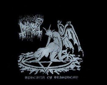 naszywka ABHORER - UPHEAVAL OF BLASPHEMY