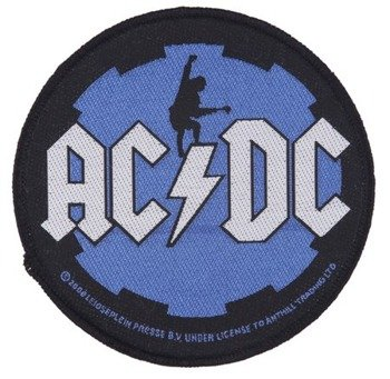 naszywka AC/DC - ANGUS COG