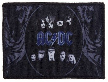 naszywka AC/DC - BAND