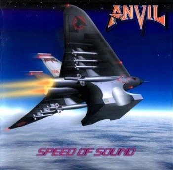 naszywka ANVIL - SPEED OF SOUND