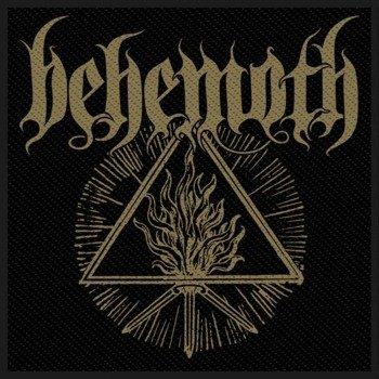 naszywka BEHEMOTH - FUROR DIVINUS
