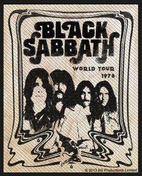 naszywka BLACK SABBATH - BAND
