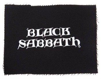 naszywka BLACK SABBATH - LOGO 2
